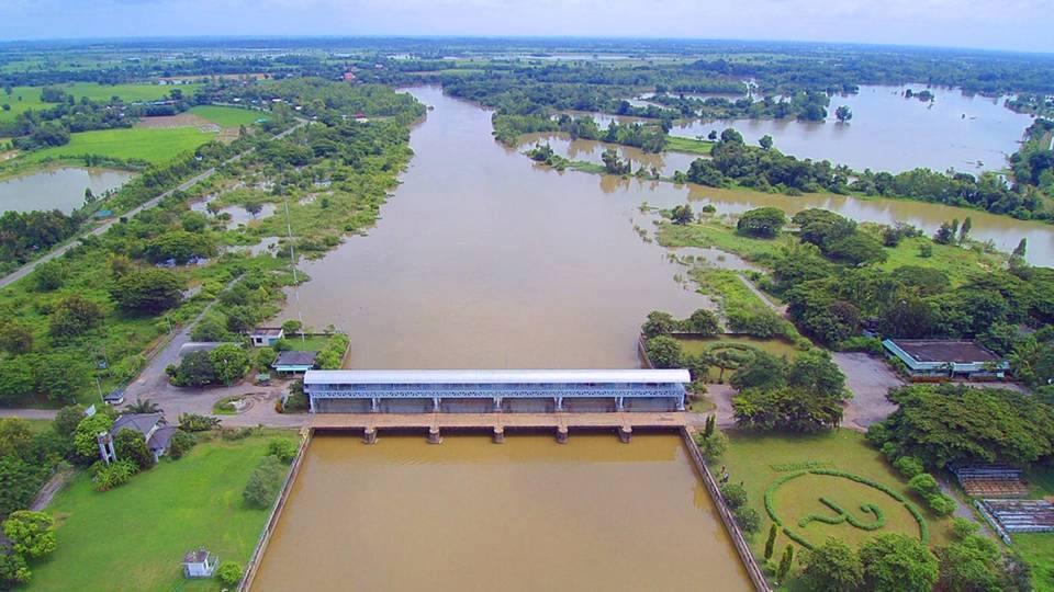 ติดตามสถานการณ์น้ำ หลังจากมีฝนตกหนักสะสมในจังหวัดมหาสารคาม!!