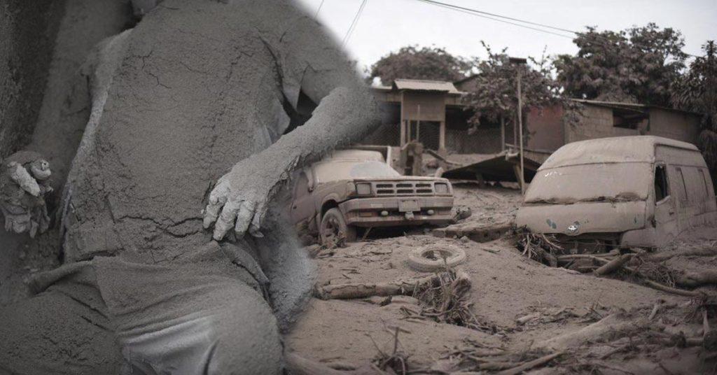 ภูเขาไฟระเบิดในกัวเตมาลา ไหลท่วมฝังร่าง 65 ชีวิต  หวั่นปะทุซ้ำ (คลิป)
